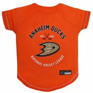 Anaheim Ducks Dog Tee Shirt