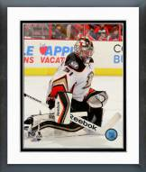 Anaheim Ducks Frederik Andersen 2014-15 Action Framed Photo