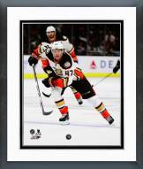 Anaheim Ducks Hampus Lindholm Action Framed Photo