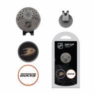 Anaheim Ducks Hat Clip & Marker Set