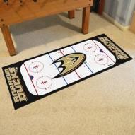 Anaheim Ducks Hockey Rink Runner Mat