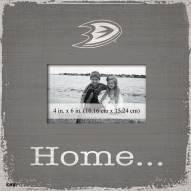 Anaheim Ducks Home Picture Frame
