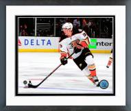 Anaheim Ducks Jakob Silfverberg Action Framed Photo