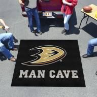 Anaheim Ducks Man Cave Tailgate Mat