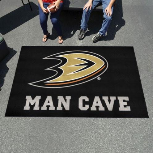 Anaheim Ducks Man Cave Ulti-Mat Rug