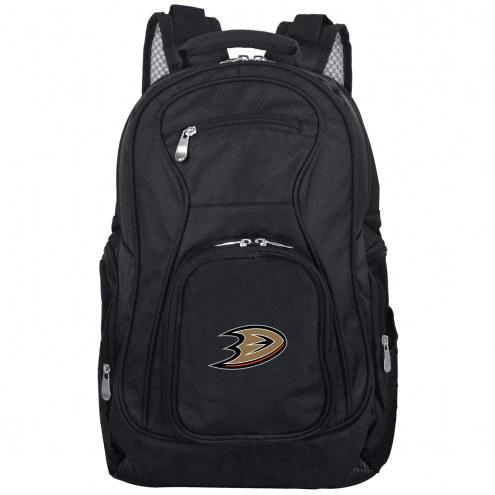 Anaheim Ducks Laptop Travel Backpack