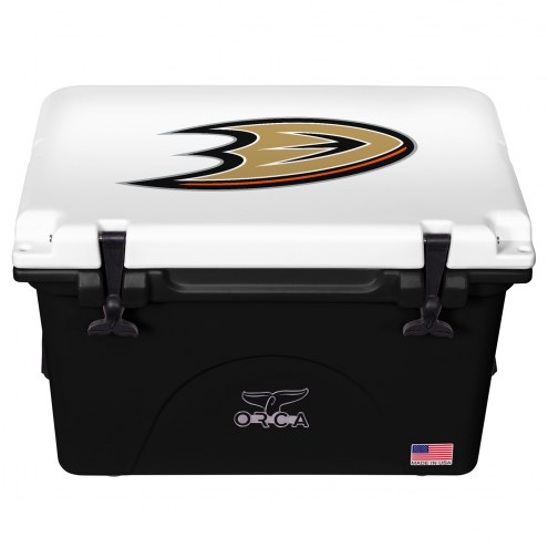 Anaheim Ducks ORCA 40 Quart Cooler