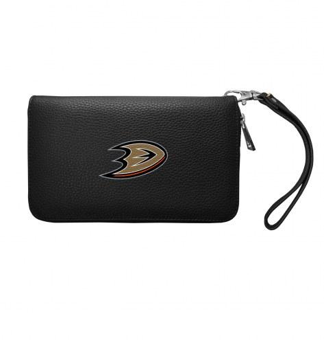 Anaheim Ducks Pebble Organizer Wallet