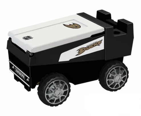 Anaheim Ducks Remote Control Zamboni Cooler