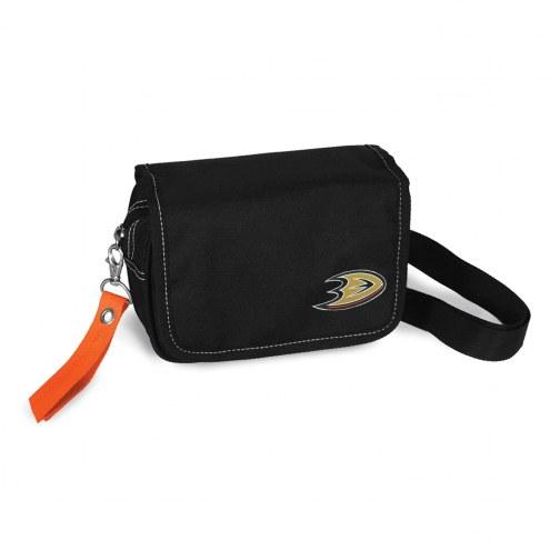 Anaheim Ducks Ribbon Waist Pack Purse