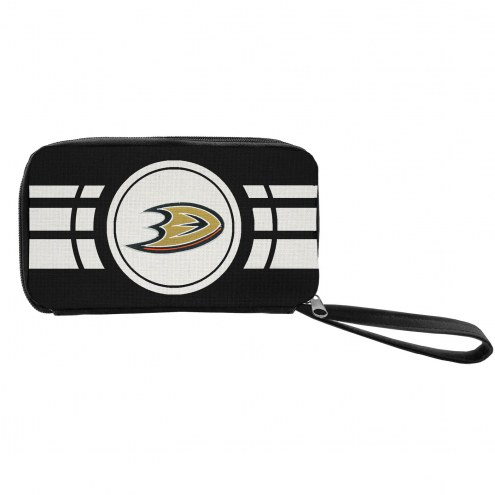 Anaheim Ducks Ripple Zip Wallet