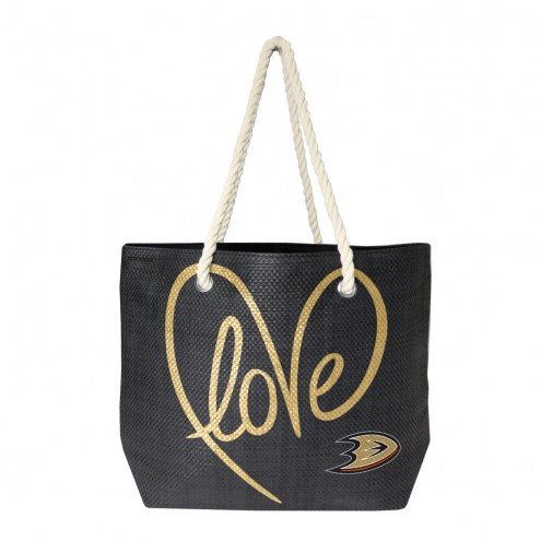 Anaheim Ducks Rope Tote