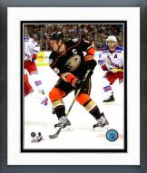 Anaheim Ducks Ryan Getzlaf Action Framed Photo