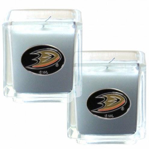 Anaheim Ducks Scented Candle Set