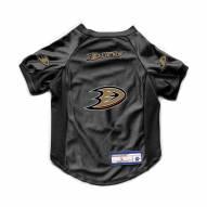 Anaheim Ducks Stretch Dog Jersey