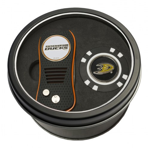 Anaheim Ducks Switchfix Golf Divot Tool & Chip