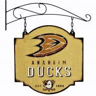 Anaheim Ducks Tavern Sign