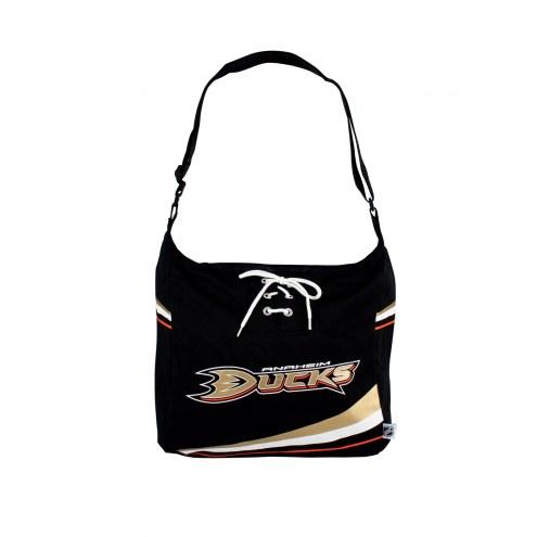 Anaheim Ducks Team Jersey Tote