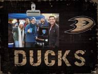 Anaheim Ducks Team Name Clip Frame
