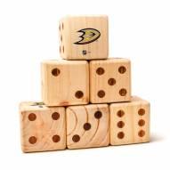 Anaheim Ducks Yard Dice
