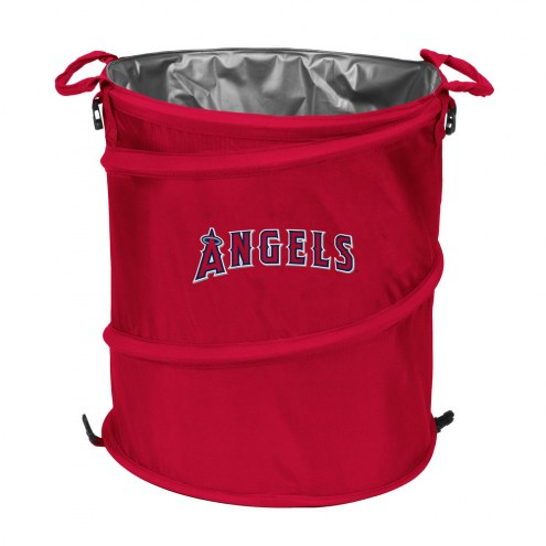Los Angeles Angels of Anaheim MLB Collapsible Trashcan