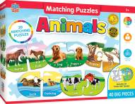 Animals Educational Matching Puzzle