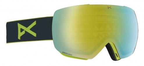 Anon MIG Men's Ski Goggles -Gray/Sonar Bronze