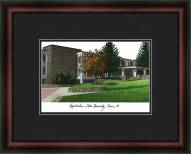 Appalachian State University Academic Framed Lithograph