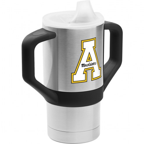 Appalachian State Mountaineers 10 oz. Stainless Steel Sippy Cup