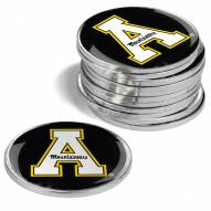 Appalachian State Mountaineers 12-Pack Golf Ball Markers