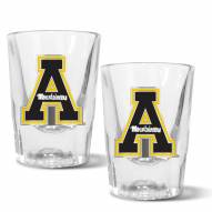 Appalachian State Mountaineers 2 oz. Prism Shot Glass Set