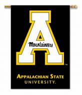 """Appalachian State Mountaineers 28"""" x 40"""" Two-Sided Banner"""