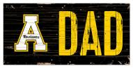 "Appalachian State Mountaineers 6"" x 12"" Dad Sign"
