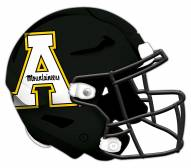 Appalachian State Mountaineers Authentic Helmet Cutout Sign
