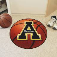 Appalachian State Mountaineers Basketball Mat