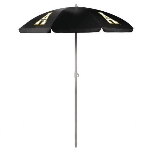 Appalachian State Mountaineers Beach Umbrella