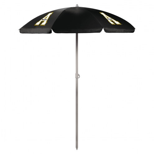Appalachian State Mountaineers Beach Umbrella