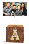 Appalachian State Mountaineers Block Spiral Photo Holder