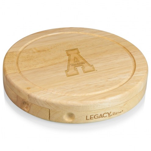 Appalachian State Mountaineers Brie Cheese Board
