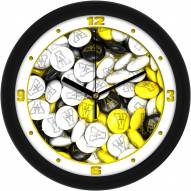 Appalachian State Mountaineers Candy Wall Clock