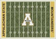 Appalachian State Mountaineers College Home Field Area Rug