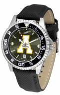 Appalachian State Mountaineers Competitor AnoChrome Men's Watch - Color Bezel