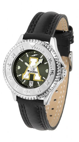Appalachian State Mountaineers Competitor AnoChrome Women's Watch