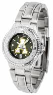 Appalachian State Mountaineers Competitor Steel AnoChrome Women's Watch