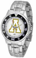 Appalachian State Mountaineers Competitor Steel Men's Watch