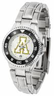 Appalachian State Mountaineers Competitor Steel Women's Watch
