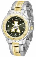 Appalachian State Mountaineers Competitor Two-Tone AnoChrome Men's Watch