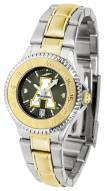 Appalachian State Mountaineers Competitor Two-Tone AnoChrome Women's Watch