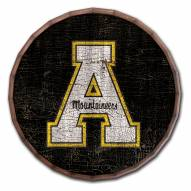 "Appalachian State Mountaineers Cracked Color 24"" Barrel Top"