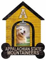 Appalachian State Mountaineers Dog Bone House Clip Frame